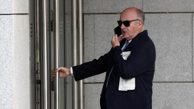 Manuel García Castellón, el juez que investiga al excomisario Villarejo