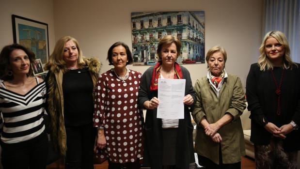 Presentación de la demanda ante el TEDH de la familia Romeo para la extradición de Natividad Jáureggui
