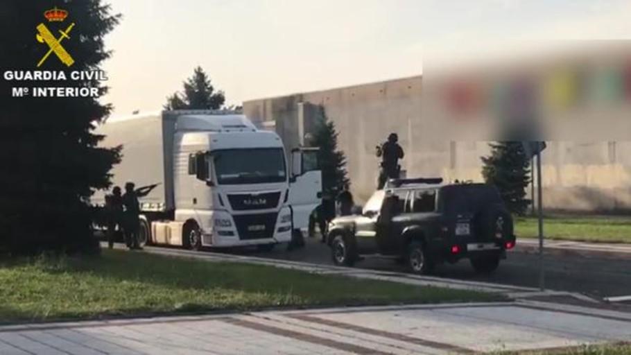 El yihadista detenido en Pamplona es el camionero exconvicto que recurrió al comisario Villarejo