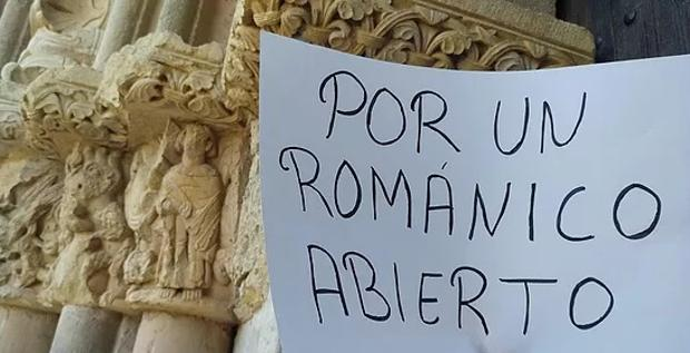 Foto tomada desde la ermita de Santa Cecilia de Vallespinoso de Aguilar (Palencia)