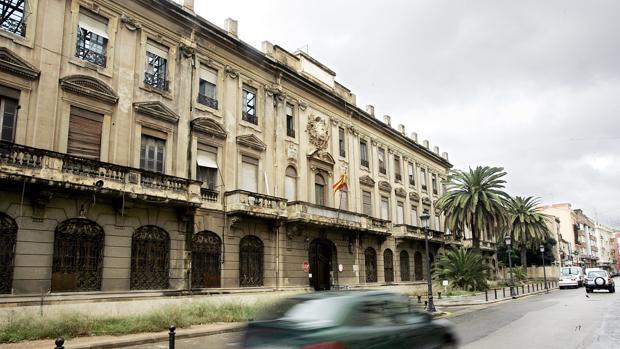 Imagen de archivo del cuartel de Zapadores de Valencia