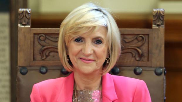 Véronica Casado podría asumir este martes su nuevo cargo como consejera de Sanidad