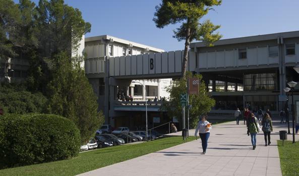 Imagen del campus de la Universitat Autònoma de Barcelona, en Bellaterra