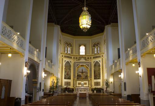Parroquia Santa Cristina Desatar Los Nudos De La Vida