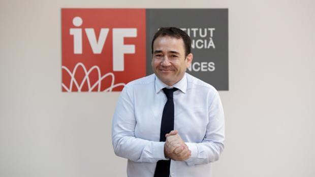 Imagen del director del Instituto Valenciano de Finanzas (IVF), Manuel Illueca
