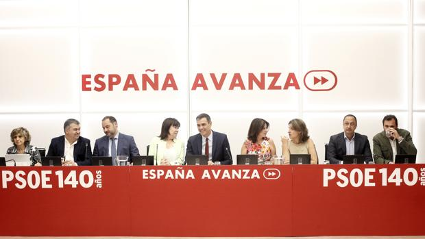 Pedro Sánchez reunirá mañana a la Ejecutiva Federal del PSOE