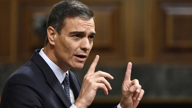 Sánchez pierde la primera votación de la investidura pese a la abstención de Podemos en el último minuto