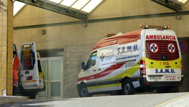 Imagen de archivo de una unidad del SAMU