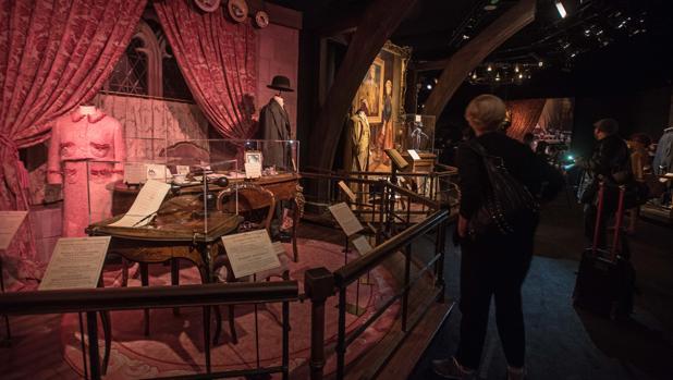 Imagen de la muestra «Harry Potter: The Exhibition» en Valencia