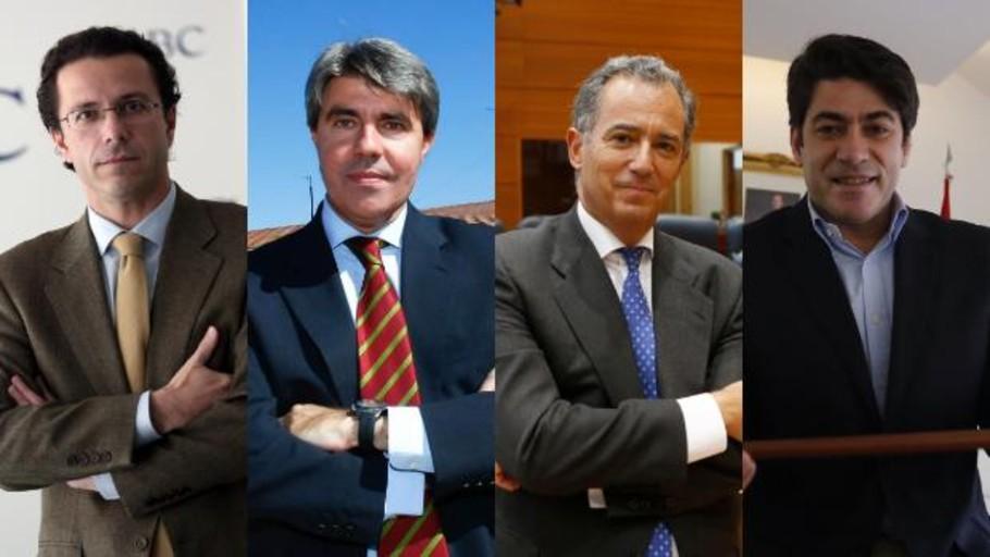 Lasquetty, Garrido, Ossorio y Pérez, posibles hombres fuertes del Gobierno de Ayuso