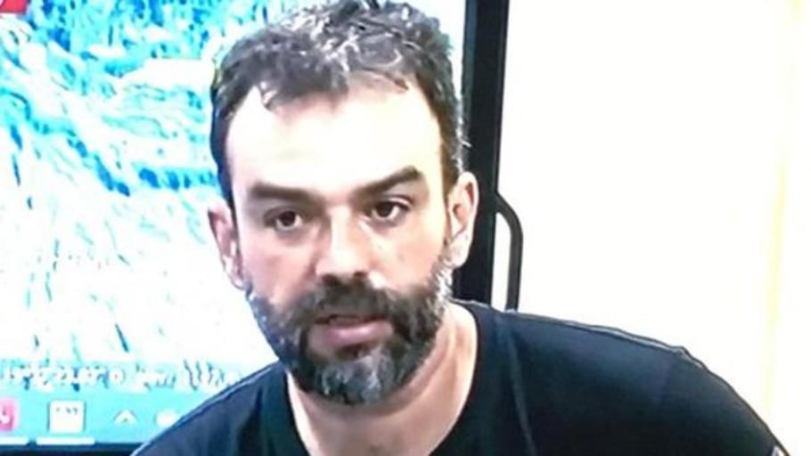 La mente fría ante el fuego en Canarias: Federico Grillo
