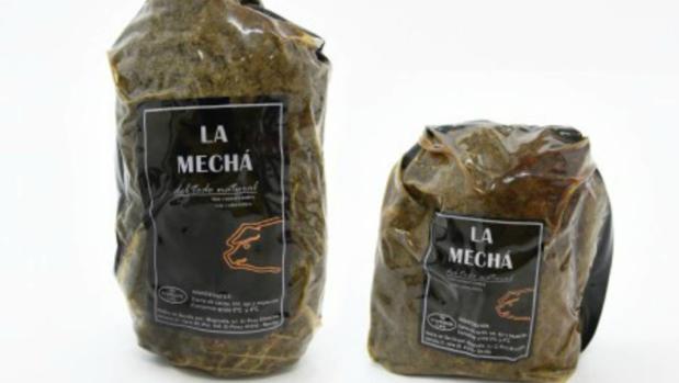 Imagen de la carne de la marca «La Mechá»