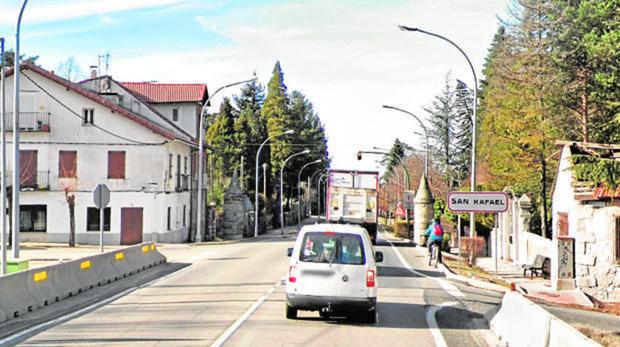 Municipio segoviano de San Rafael