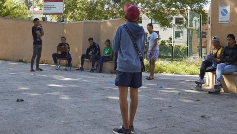 La Comunidad afirma que ya no hay hacinamiento de «menas» en Hortaleza