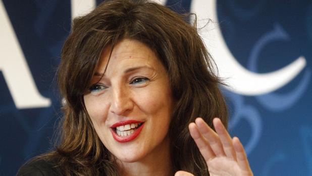 Yolanda Díaz, portavoz adjunta de Unidas Podemos en el Congreso de los Diputados