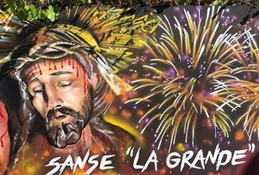 El segundo mural del artista David Barrera