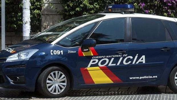 Vehículo de la Policía Nacional en una imagen de archivo