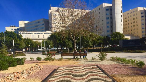 Imagen de las instalaciones del Hospital General de Alicante