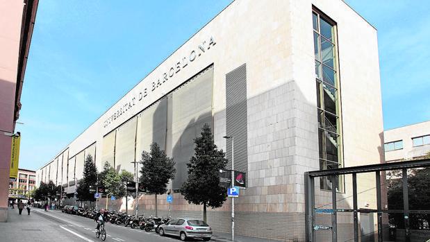 Campus de la Universidad de Barcelona