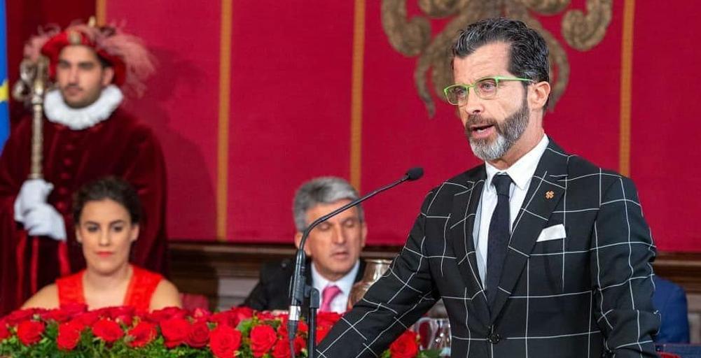 Alberto Romero renuncia a su acta de concejal