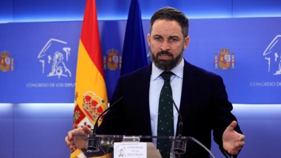 Abascal reitera al Rey su «no» a Sánchez y carga contra la «ceremonia de la confusión» de Rivera