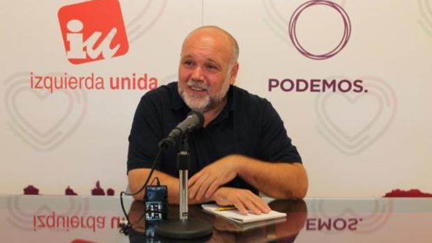 José María Fernández, de IU-Podemos