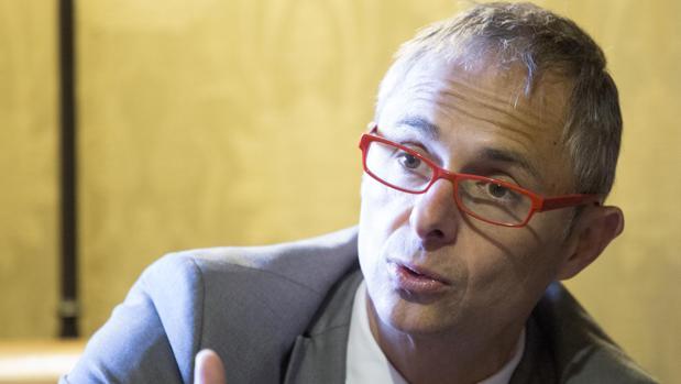 El rector de la Usal, Ricardo Rivero, en una imagen de archivo