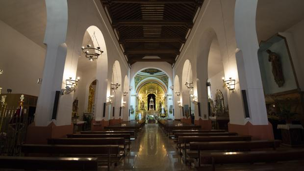 Parroquia San Pedro Apóstol de Barajas