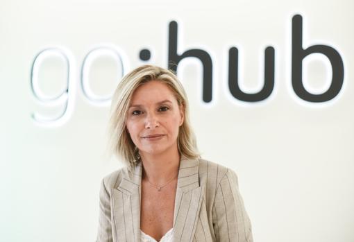 Patricia Pastor es la responsable del espacio de innovación de Global Omnium