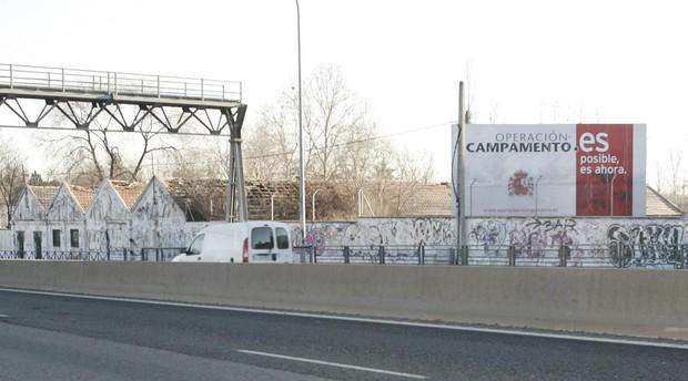 Madrid reactiva la operación Campamento