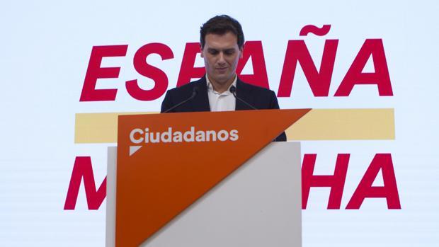 Albert Rivera deja la política sin autocrítica: «Lo más bonito que he hecho en mi vida es servir a España»