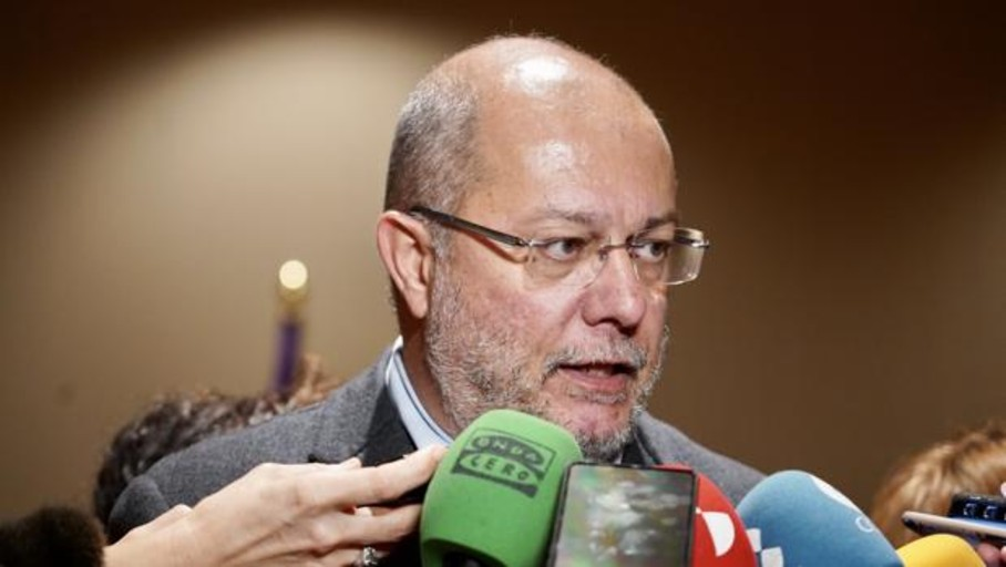 Ciudadanos desmiente a Igea al negar que cuestionen los pactos con el PP en las comunidades