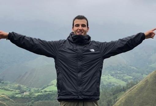 Víctor López, el joven que murió por culpa del kamikaze de la M-50
