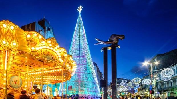 Encendido luces de Navidad en Vigo: Guía para no perderte nada del  encendido navideño en Vigo