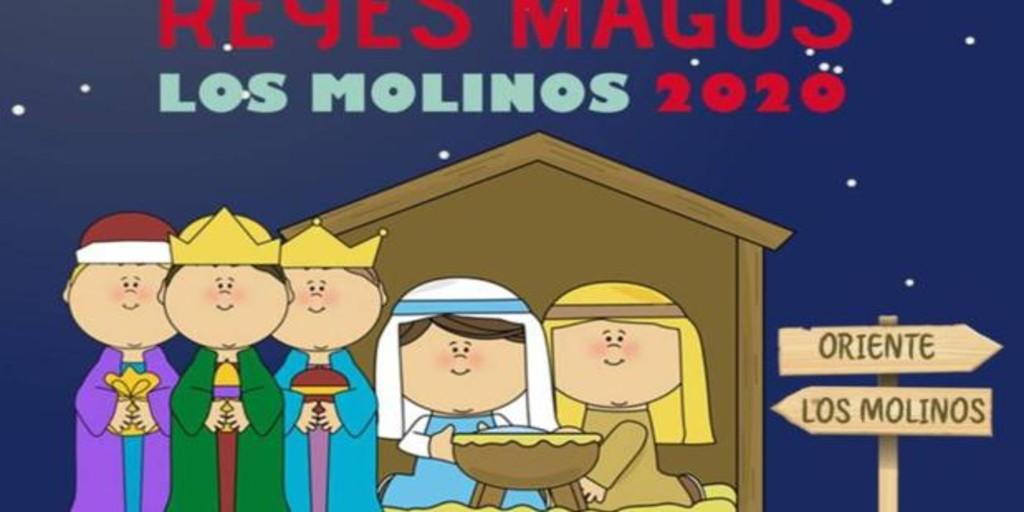 Polemica En Los Molinos Anuncian Una Cabalgata Con Tres Reyes Magos Blancos 'albertano' narra la peor patanada que le hecho a una mujer. cabalgata con tres reyes magos blancos