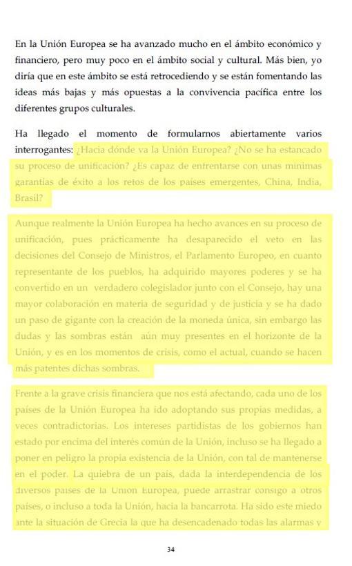La misma página que escribió en 2010 Rocafort, copiada sin citar en la tesis de su mujer