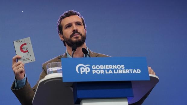 PP y Ciudadanos acusan a Sánchez de buscar un indulto encubierto para Junqueras con una rebaja de penas
