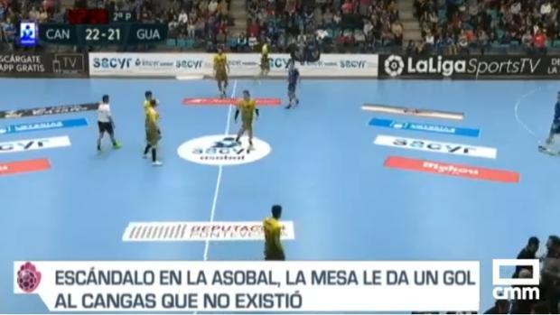Quabit Guadalajara impugna el partido contra Frigoríficos Morrazo por un...