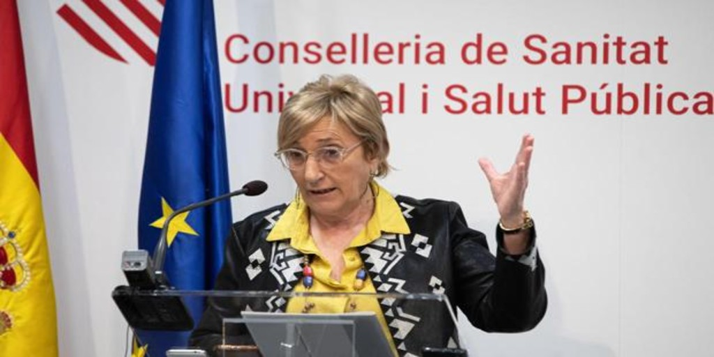La consejera de Sanidad valenciana: «La mejor mascarilla es el distanciamiento social»