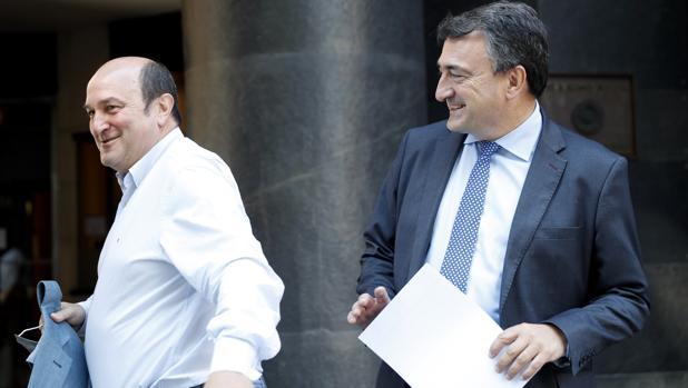 El PNV dice «sí» a la prórroga del Estado de Alarma a cambio de dar el control de la desescalada a las autonomías