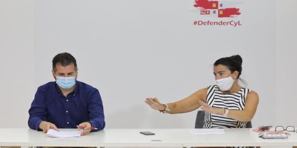 Tudanca pide a la Junta que dimita si no sabe hacer las cuentas y deje paso al PSOE para que gobierne