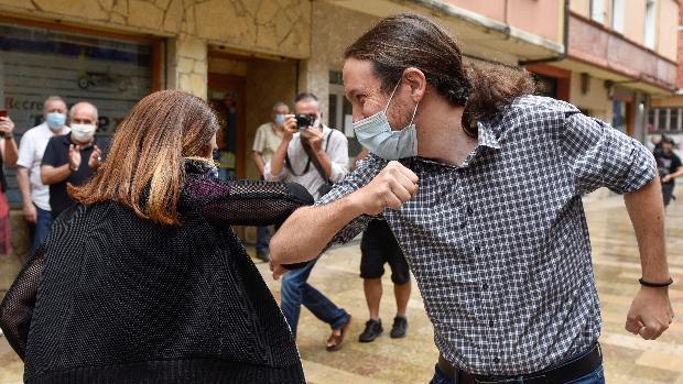 Iglesias se aferra a la coalición con el PSOE después del hundimiento de Podemos el 12-J
