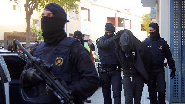 Dos detenidos en Barcelona en una operación contra el terrorismo yihadista