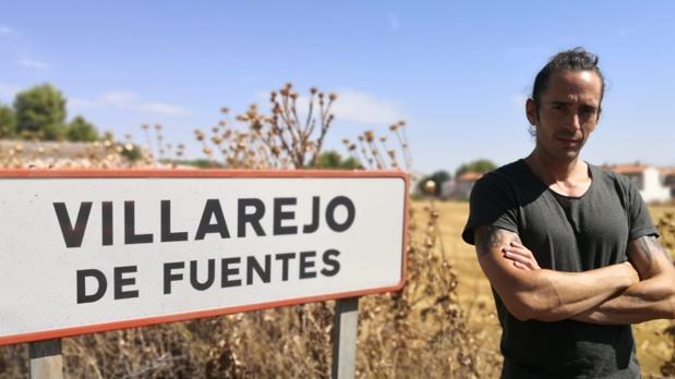 Pedro Manuel Fraile, autor de la novela «La cunda y la luna», finalista del Premio Planeta