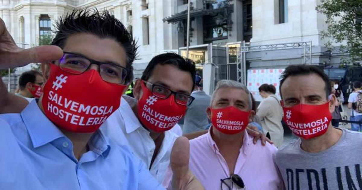 Salvemos la hostelería»: clamor en Benidorm por las limitaciones al ocio  impuestas por el coronavirus