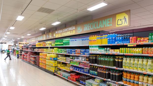 Así son los nuevos supermercados «verdes» de Mercadona