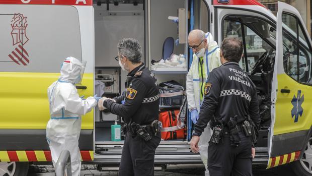 Una mujer de 44 años muere tras ser atropellada por un coche en Valencia
