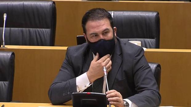 Iñarritu, el diputado que inició el deshielo de Bildu