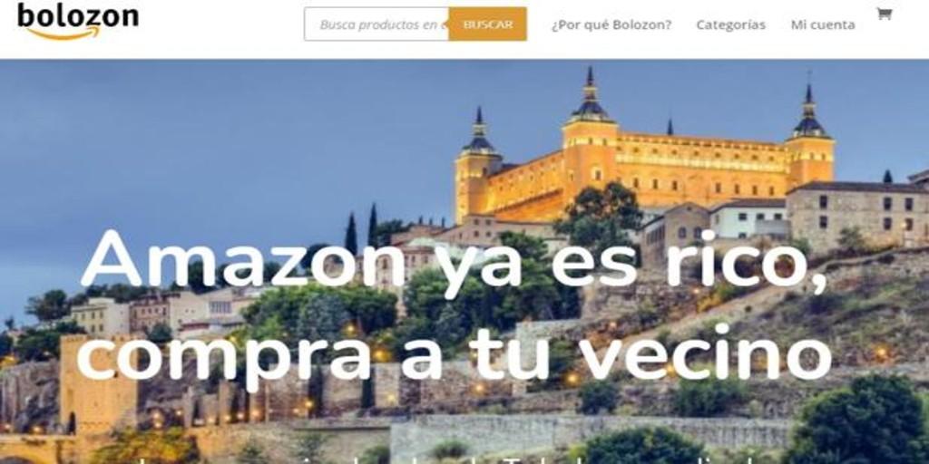 Nace Bolozon, una plataforma en internet para apoyar a los dañados comercios de Toledo