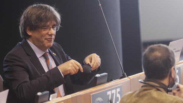 El Parlamento Europeo rechaza que la autodeterminacion sea un derecho en la UE